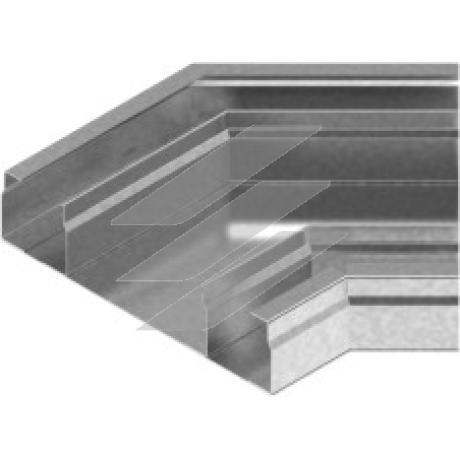 Триколійний кут 45° KKNMt 175x48, BAKS