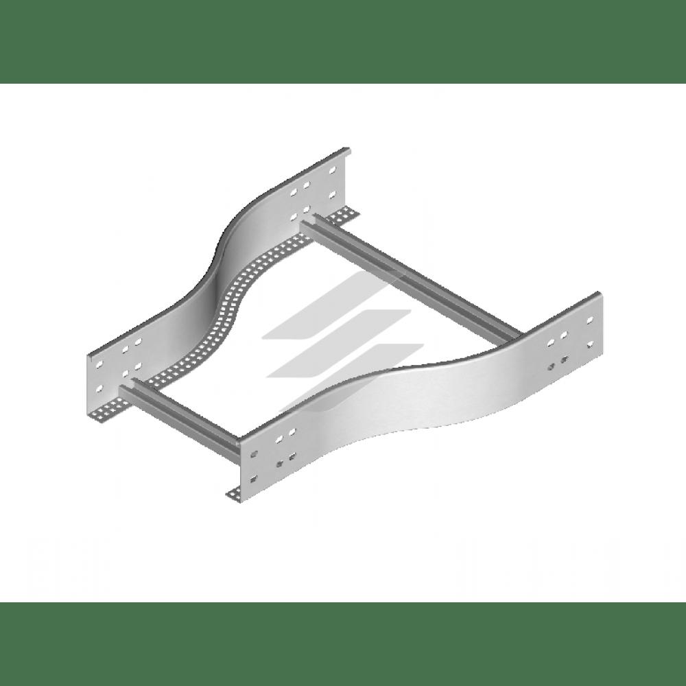 Симетрична редукція RDSC 500мм/400мм, BAKS