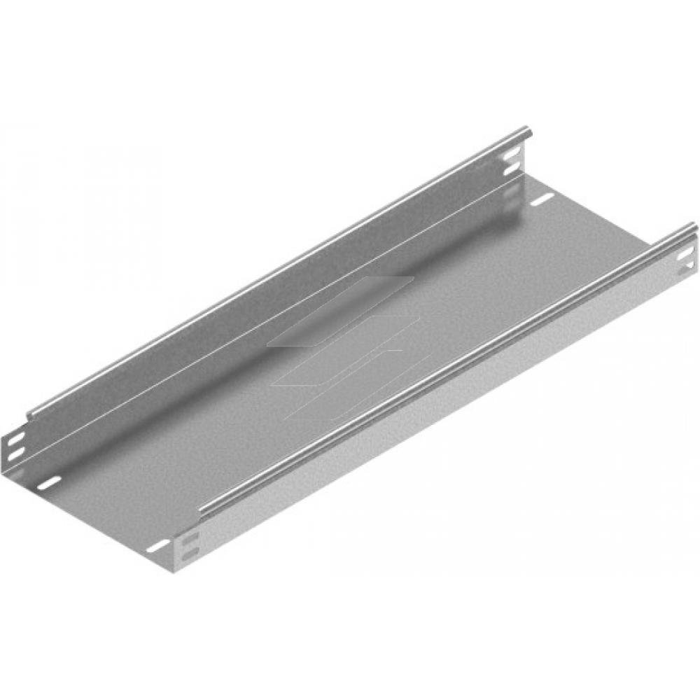 Кабельний лоток KBJ 500x50, товщина 1.0мм, L=2000мм, BAKS
