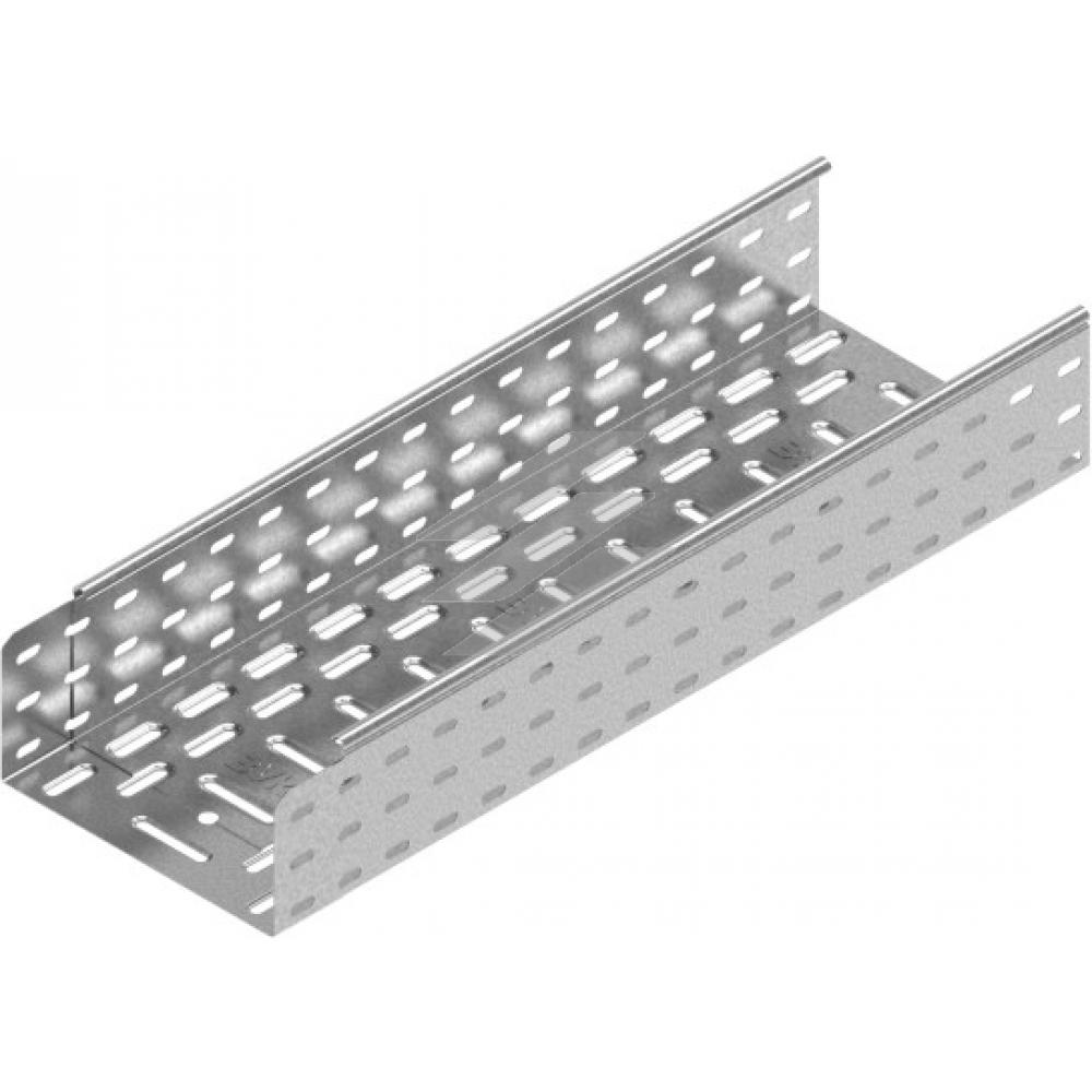 Кабельний лоток KGJ 100x110, товщина 1.0мм, L=3000мм, BAKS