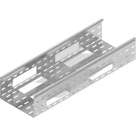 Кабельний лоток KAP 600x110, товщина 1.5мм, L=3000мм, BAKS