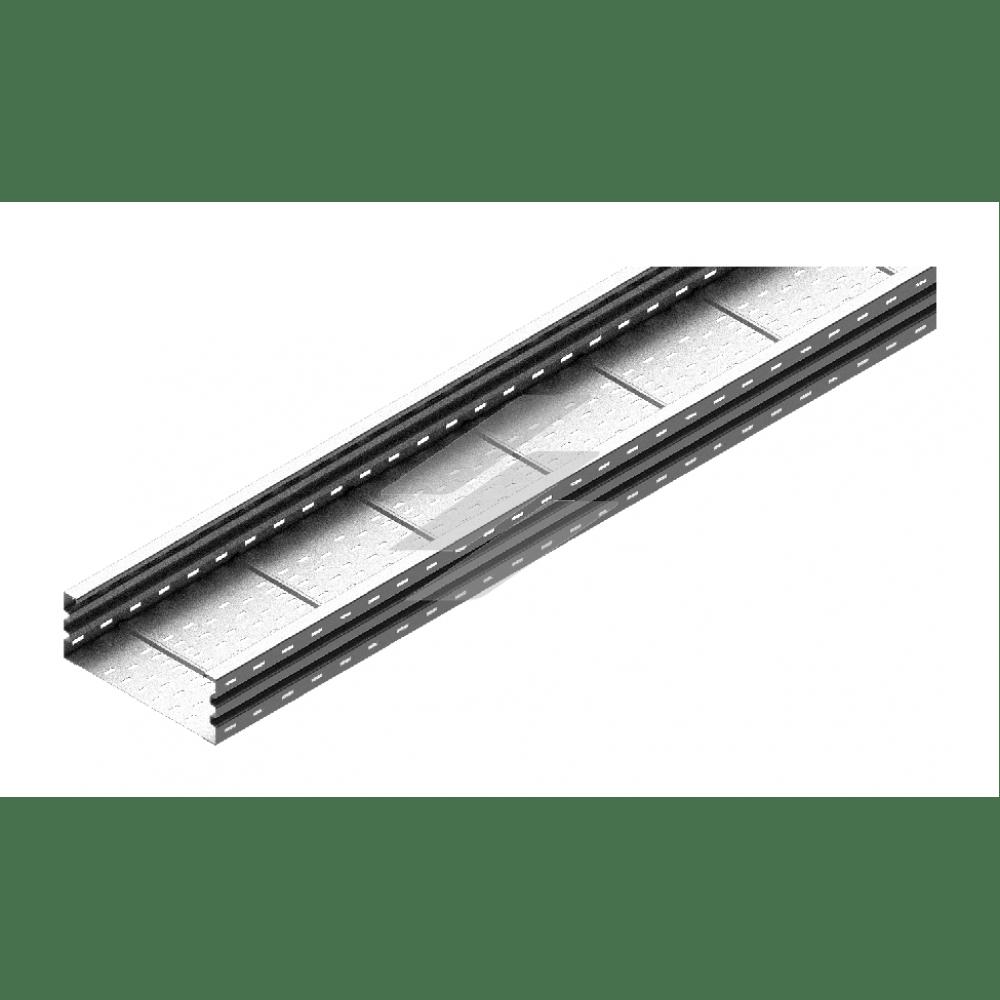 Кабельний лоток KSP 300x150, товщина 1.5мм, L=6000мм, BAKS