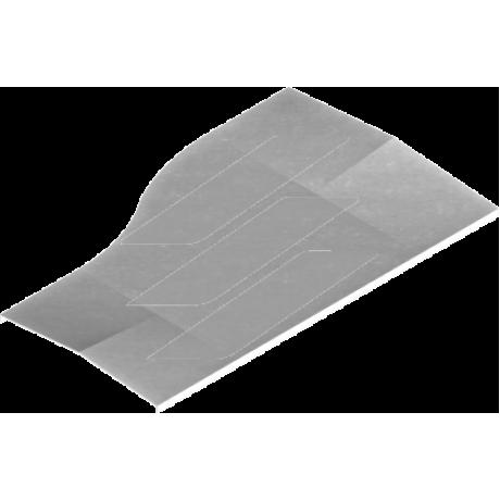 Кришка лівої редукції PRLKSC 400мм/300мм, BAKS