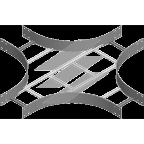 Хрестовина CZDSC 400x110 (H110), товщина 2.0мм, BAKS