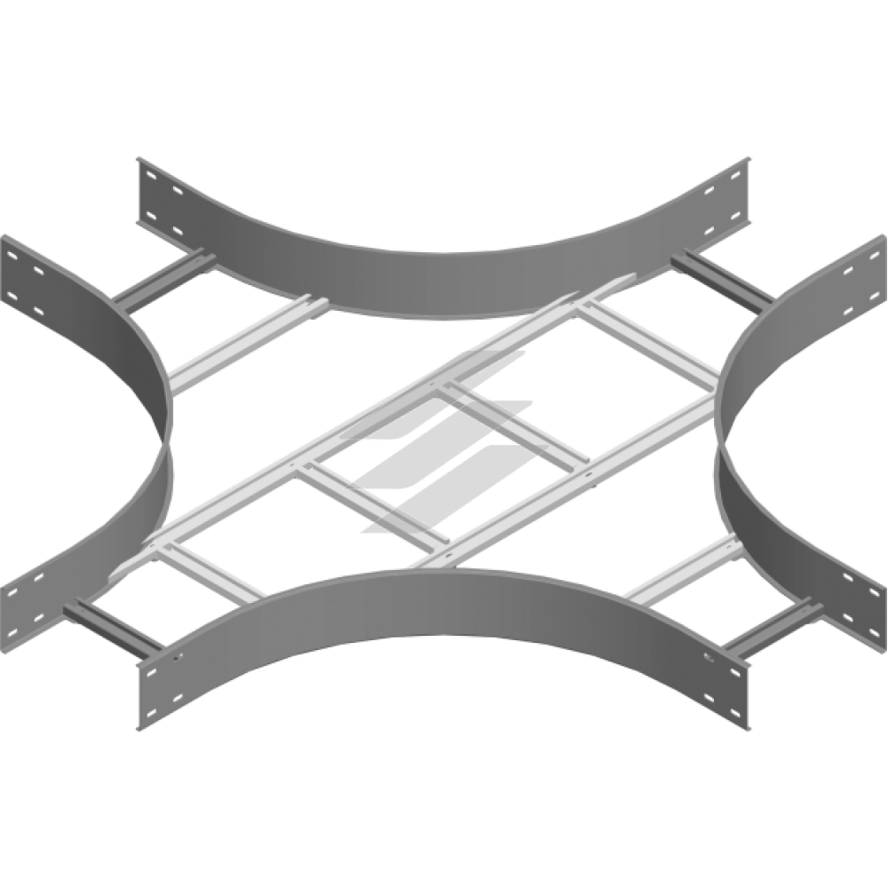Хрестовина CZDSC 500x120 (H120), товщина 2.0мм, BAKS