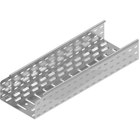 Кабельний лоток KGJ 600x100, товщина 1.0мм, L=6000мм, BAKS