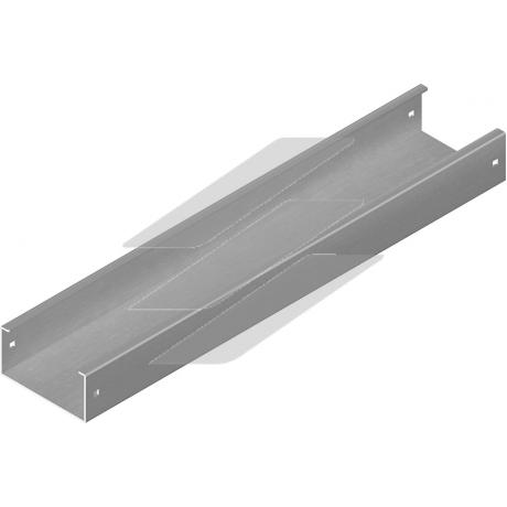 Кабельний лоток KMC 100x50, товщина 2.0мм, L=2000мм, BAKS