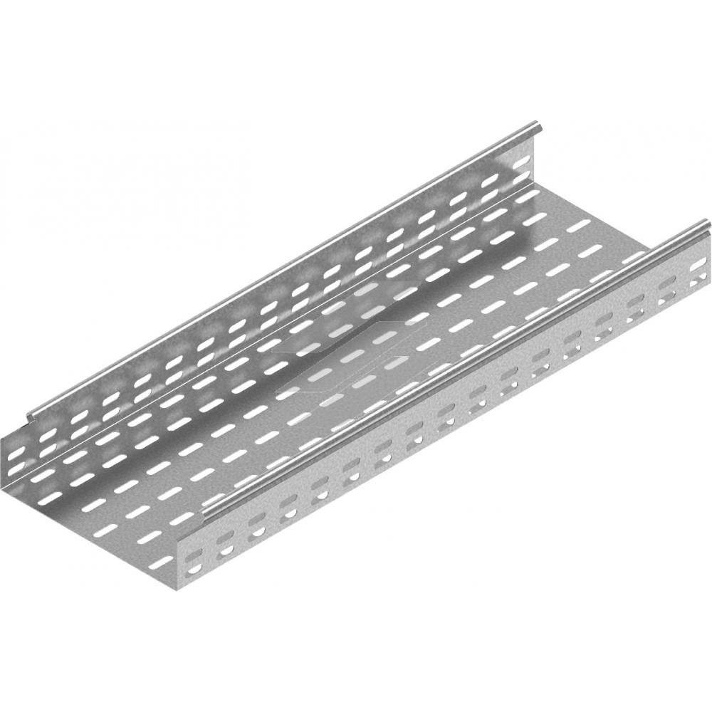 Кабельний лоток KCD 400x80, товщина 1.2мм, L=3000мм, BAKS