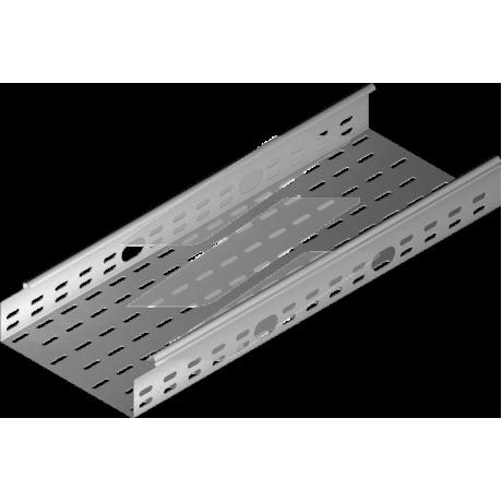 Кабельний лоток KOJ 600x60, товщина 1.0мм, L=3000мм, BAKS