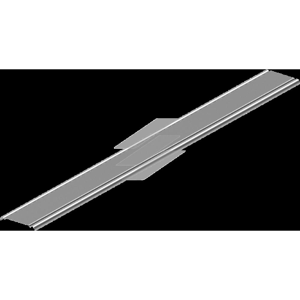 Кришка лотку PKLR 75мм, BAKS