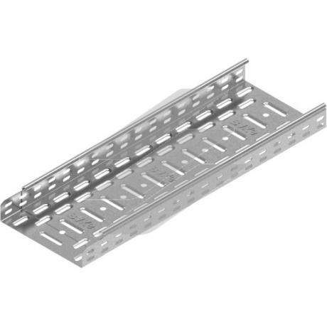Кабельний лоток KGJ 100x60, товщина 1.0мм, L=6000мм, BAKS