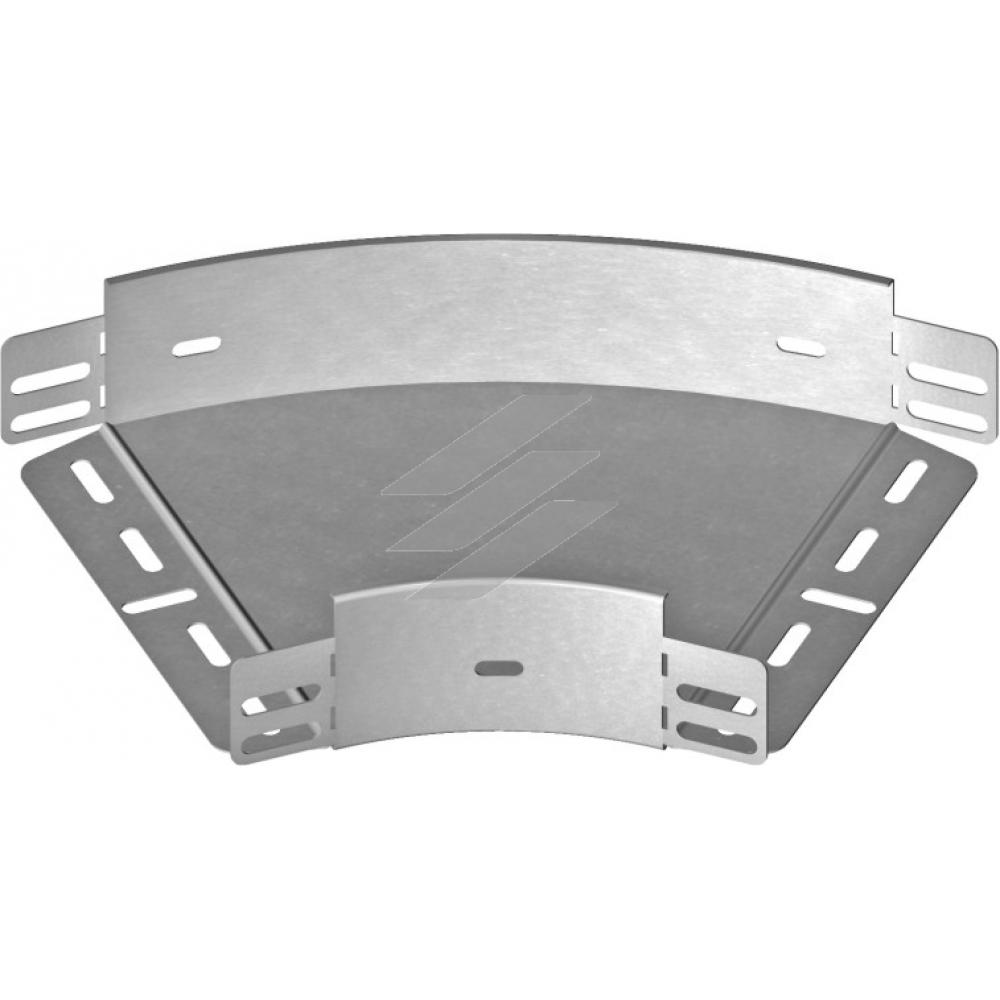 Кут 45° KKMPP/KKMPOP 50x60, товщина 1.5мм, BAKS