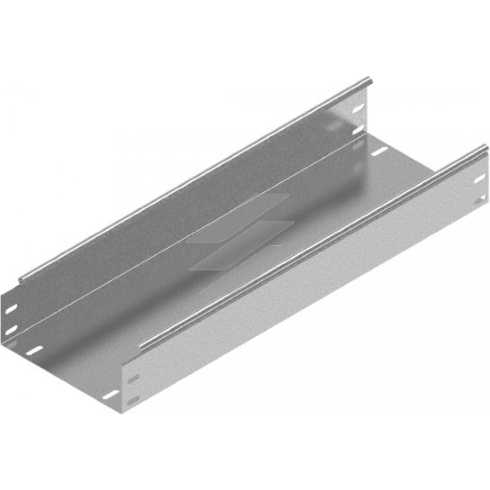 Кабельний лоток KBJ 400x80, товщина 1.0мм, L=3000мм, BAKS