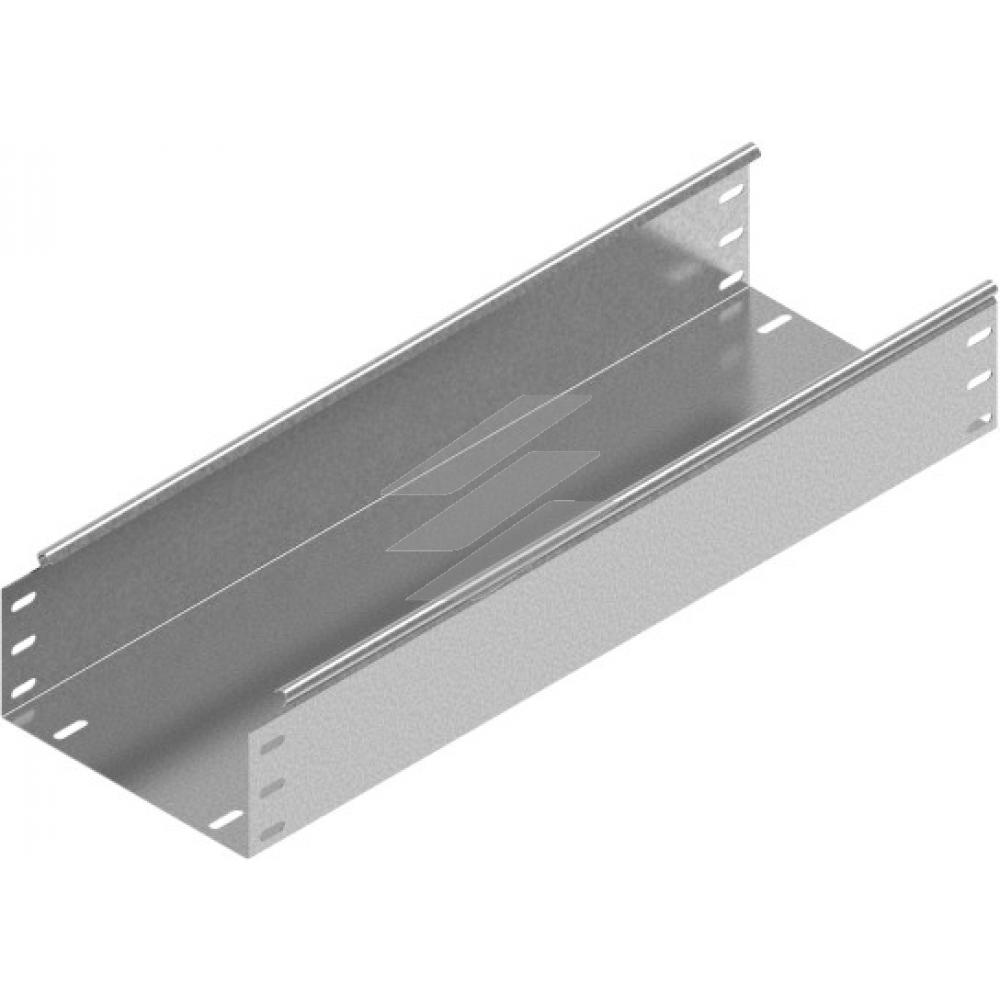 Кабельний лоток KBJ 500x100, товщина 1.0мм, L=6000мм, BAKS