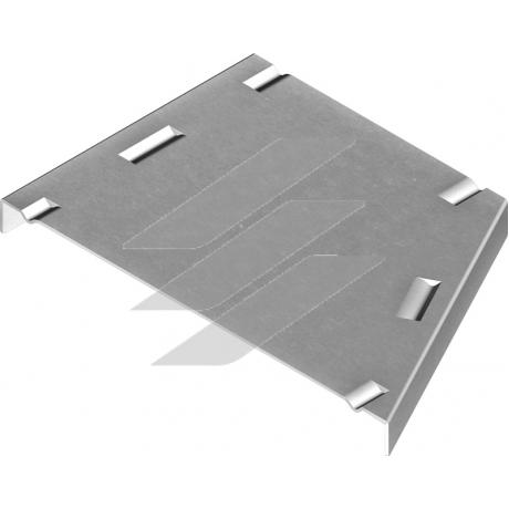 Кришка лівої редукції PRKLP 600мм/500мм, BAKS