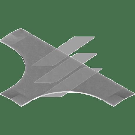 Кришка трійника PTKSC 500мм, BAKS