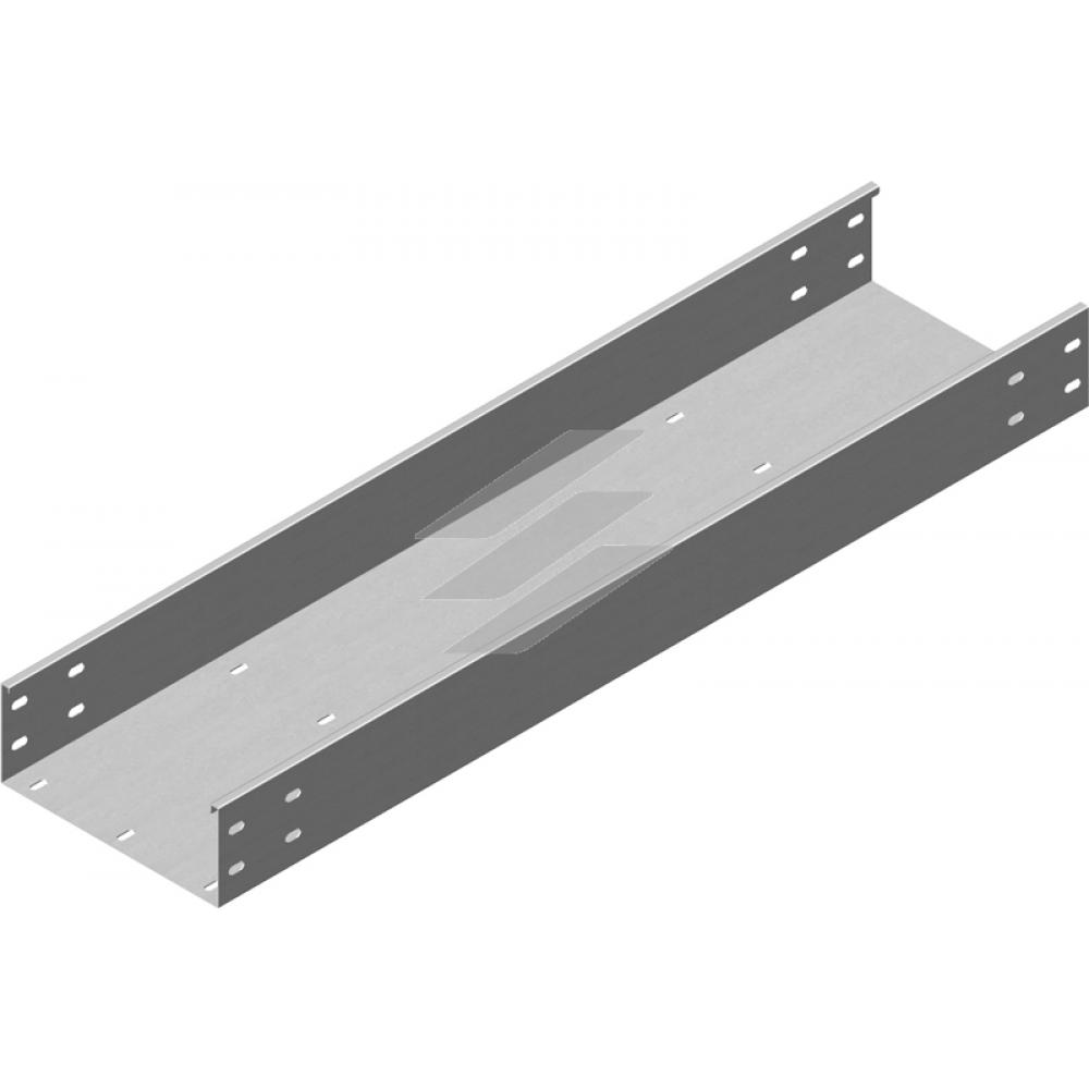 Кабельний лоток посилений KZWC 200x100, товщина 2.0мм, L=3000мм, BAKS