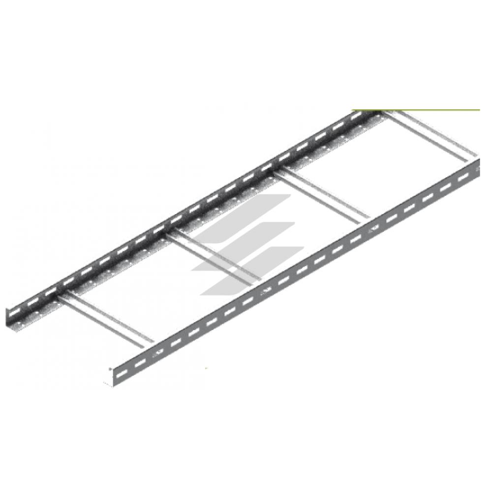 Кабельрост DKD 100x50, товщина 1.2мм, L=3000мм, BAKS