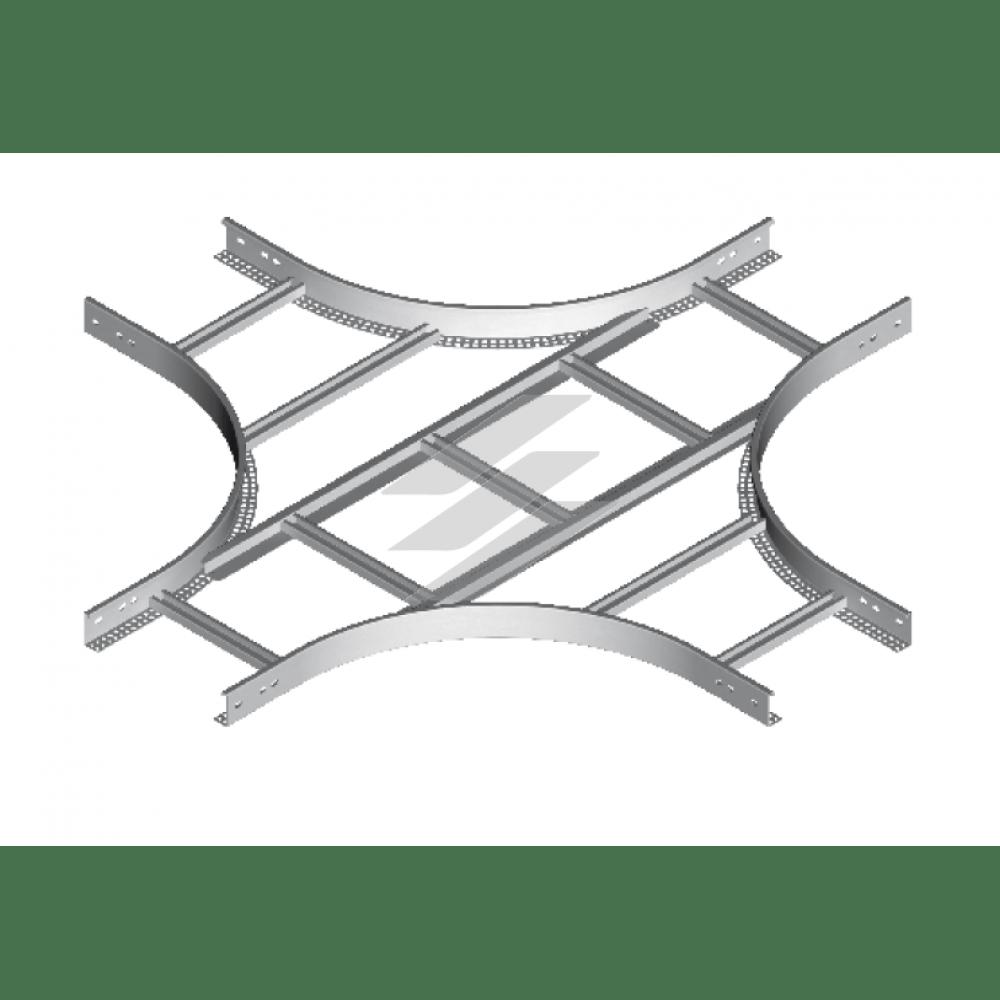 Крестовина CZDC 600x50 (H50), толщина 2.0мм, BAKS