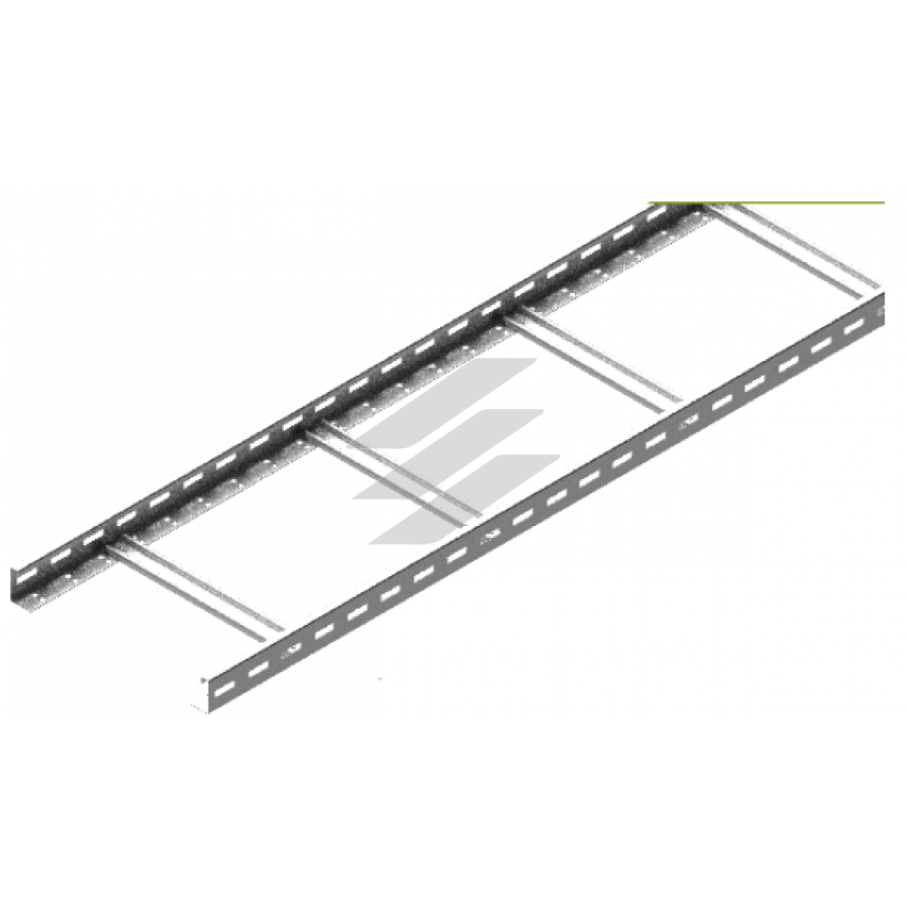 Кабельрост DKP 500x60, товщина 1.5мм, L=6000мм, BAKS
