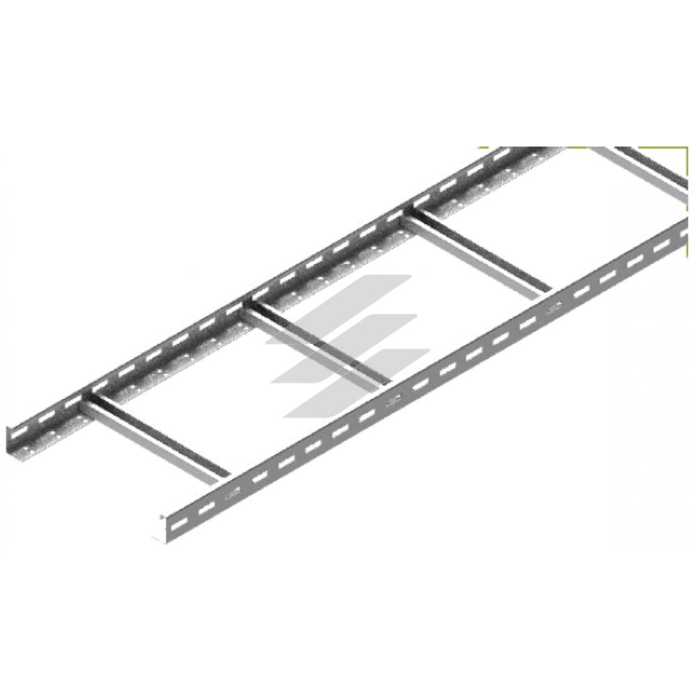Кабельрост DUP 600x60, товщина 1.5мм, L=6000мм, BAKS