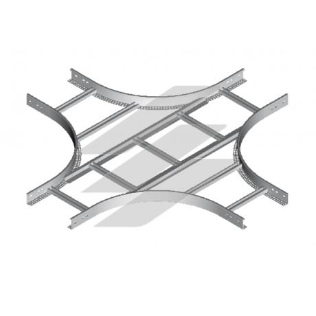 Хрестовина CZDP/CZDOP 300x60 (H60), товщина 1.5мм, BAKS