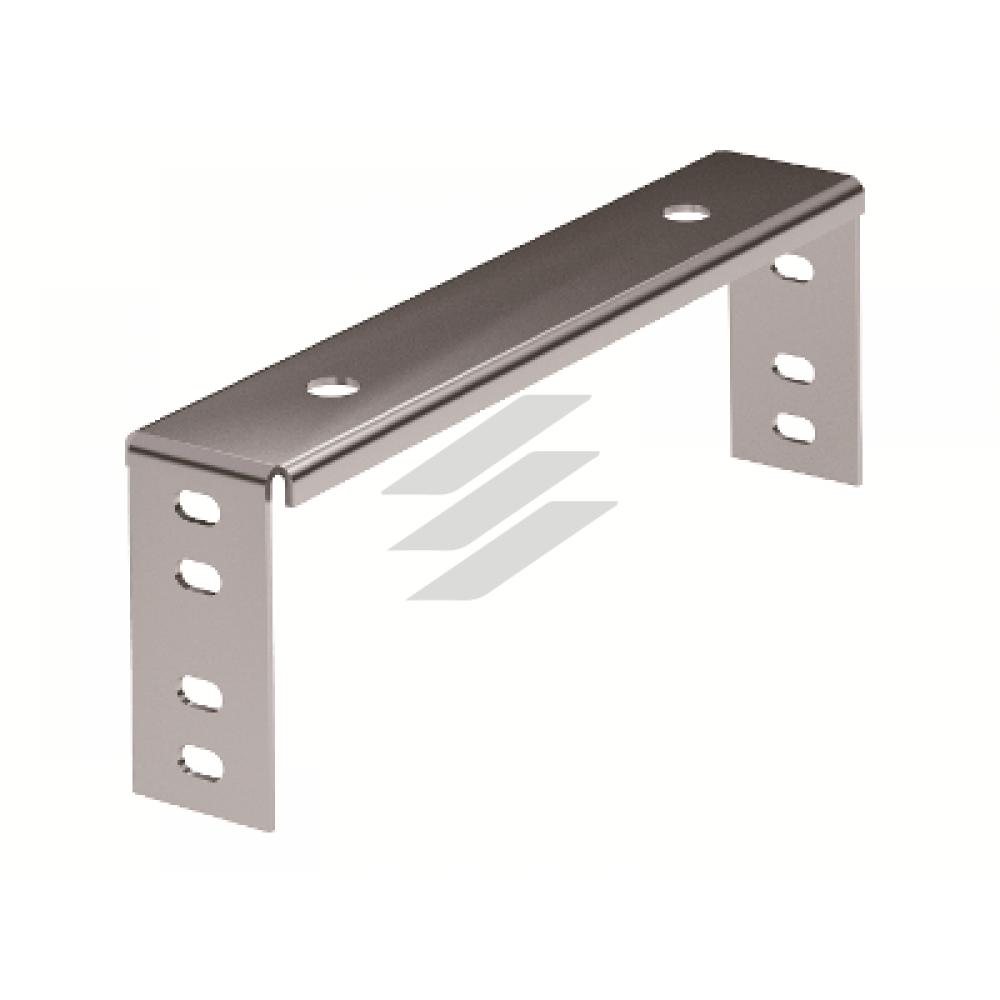 Скоба для підвісу STP осн. 150 (верх), нержавіюча сталь, ДКС