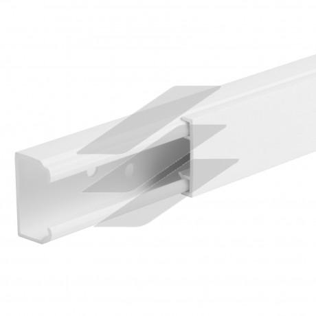 Кабель-канал MMT2 25x16, серія Mini, білий, Marshall Tufflex