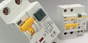 Автоматичні модульні вимикачі IEK